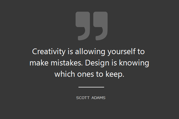 creative design ux quotes
