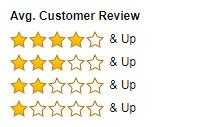 Amazon Star Icons
