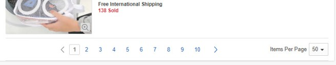 ebay pagination
