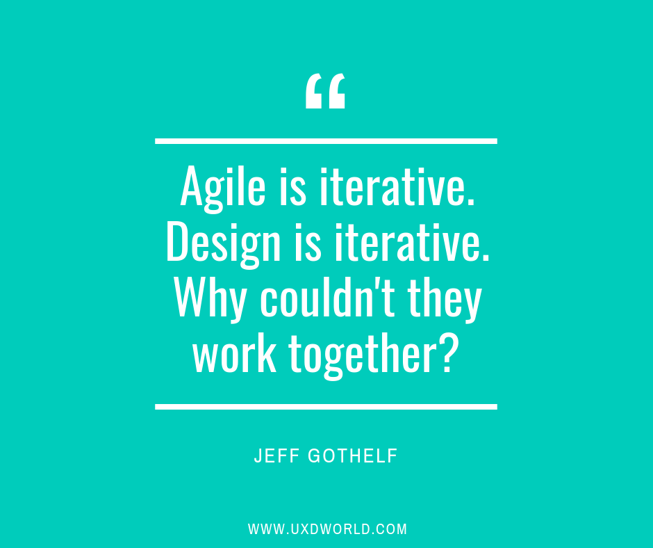 Agile is Iterative