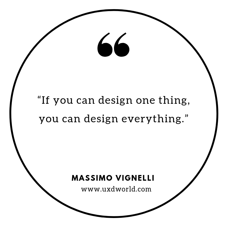 design everything quote